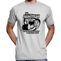 Anti Mainstream Media T-Shirt