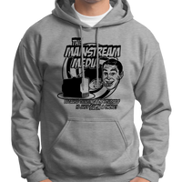 Anti Mainstream Media Hoodie