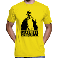 Stranger Things Eleven Mouth Breather T-Shirt / Hoodie