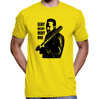 "The Walking Dead Negan ""Eeny Meeny Miny Moe"" T-Shirt / Hoodie"
