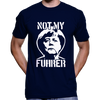 """Not My Fuhrer"" Anti Angela Merkel T-Shirt / Hoodie"