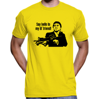 "Scarface ""Say Hello To My Little Friend"" Tony Montana T-Shirt / Hoodie"