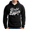 "Stranger Things ""Should I Stay Or Should Eggo"" Eleven T-Shirt / Hoodie"