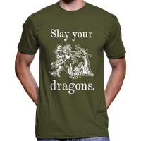 "Jordan Peterson ""Slay Your Dragons"" T-Shirt"