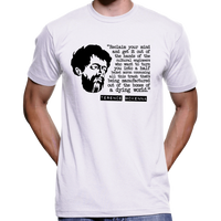 "Terence McKenna ""Reclaim Your Mind"" Quote T-Shirt"
