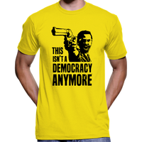 "Rick Grimes ""This Isn't A Democracy Anymore"" The Walking Dead T-Shirt / Hoodie"