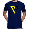 V For Voluntary Voluntaryism Logo T-Shirt