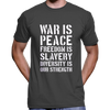 War Is Peace, Diversity Is Our Strength T-Shirt