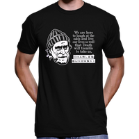 "Charles Bukowski ""We Are Here To Laugh At The Odds"" Quote T-Shirt / Hoodie"