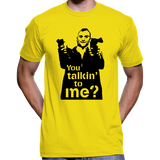 "Taxi Driver ""You Talkin' To Me?"" Travis Bickle T-Shirt / Hoodie"