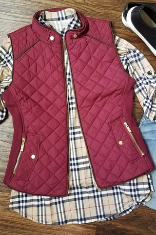 *DEAL OF THE DAY!* Vest & Top Combo
