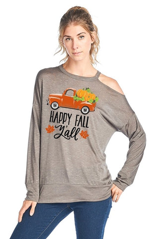 Happy Fall Y'all Pullover