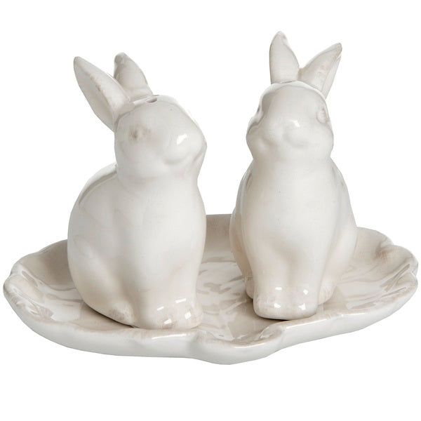 Salt and Pepper Rabbits