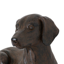 Load image into Gallery viewer, Sitting Sausage Dog Ornament