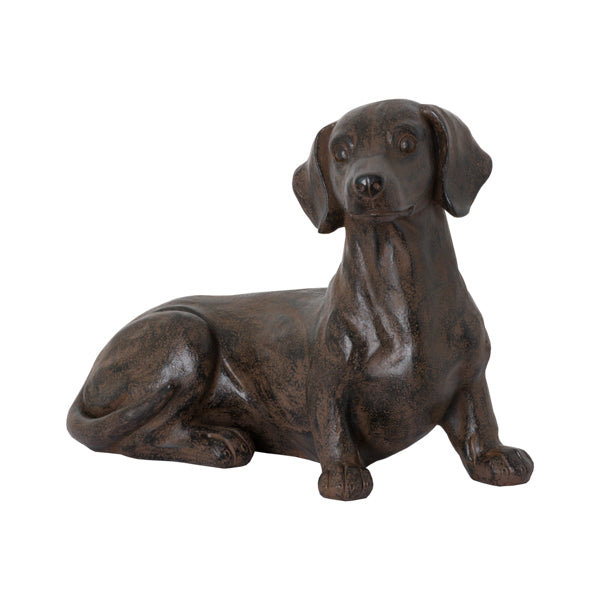 Sitting Sausage Dog Ornament