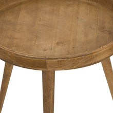 Load image into Gallery viewer, Three Round Wooden Tables