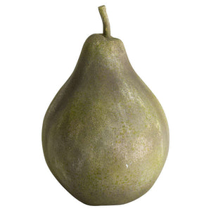 Large Pear Outdoor Ornament