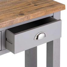 Load image into Gallery viewer, Two Drawer Console Table