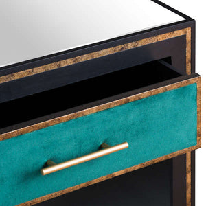 Gatsby Style Two Drawer Console Table