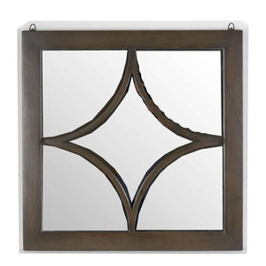 Large Square Mirror (To match Folding Bar)