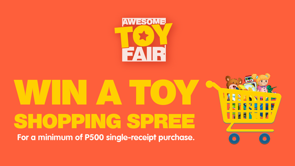 Win a Toy Shopping Spree from Toy Kingdom