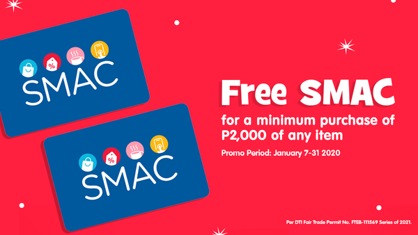 How to Claim Your FREE SMAC