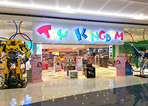 TOY KINGDOM MALL OF ASIA