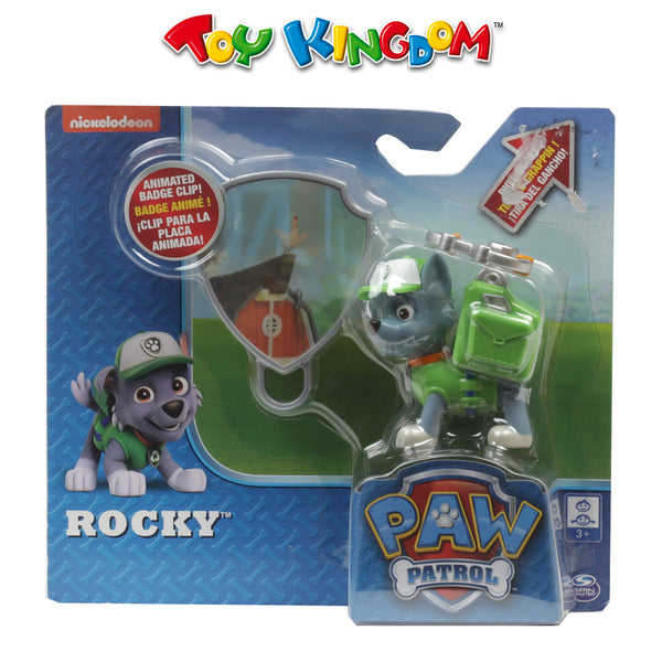 Nickelodeon Paw Patrol Rocky Toys for Kids