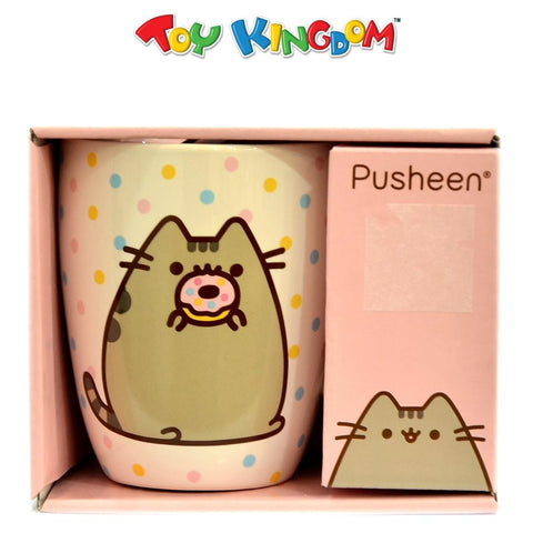 Pusheen Donut Coffee Mug for Kids