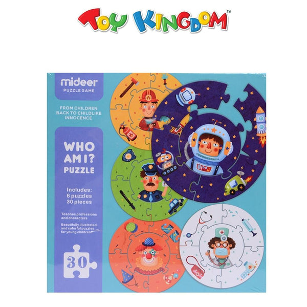 MiDeer Who Am I Puzzle Toy for Kids