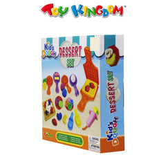 Kid's Dough Dessert Set for Kids