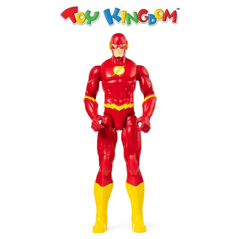 DC Comics 12-inch The Flash Action Figure Toy for Boys