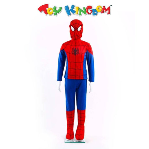 Marvel Ultra Spiderman Costume-Classic Spiderman - XL