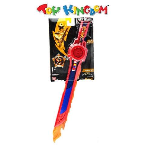 Saban's Power Rangers Super Ninja Steel Superstar Blade for Boys