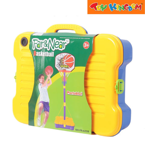 Far and Near Basketball Playset For Kids