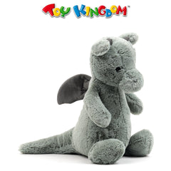 "Jellycat 7"" Bashful Dragon Plush"