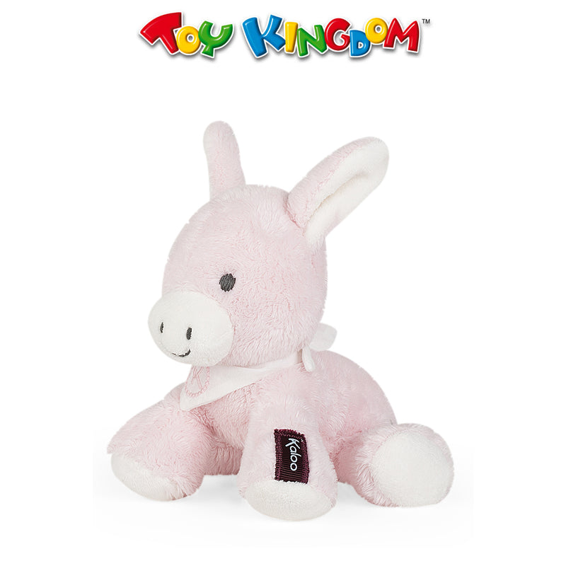 Kaloo Les Amis - Regliss' Donkey Pink - Small