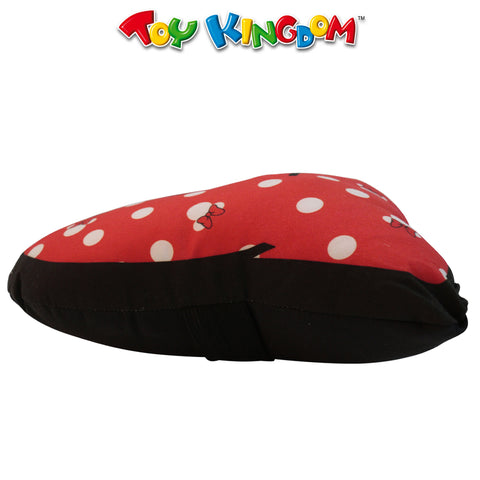 Minnie Head Icons Headrest Pillow for Kids