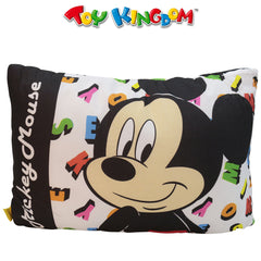 Mickey Letters Junior Pillow for Kids