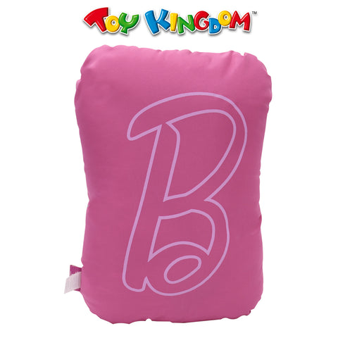 Barbie Blooming Shaped Pillow