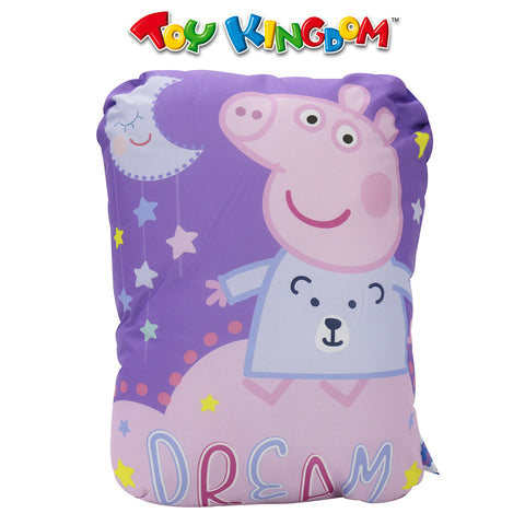 Dream Peppa Shaped Pillow
