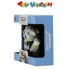 Battle Robot with Sound Green for Kids