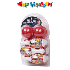 Peanuts Snoopy Bowling Playset for Kids