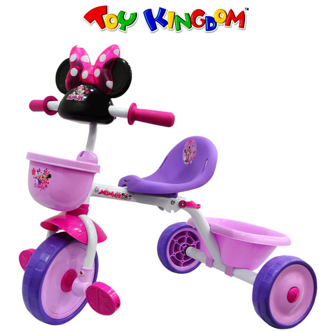 Minnie Mouse Medium Foldable Trike for Girls