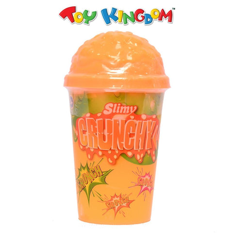 Joker Slimy Crunchy Orange for Kids