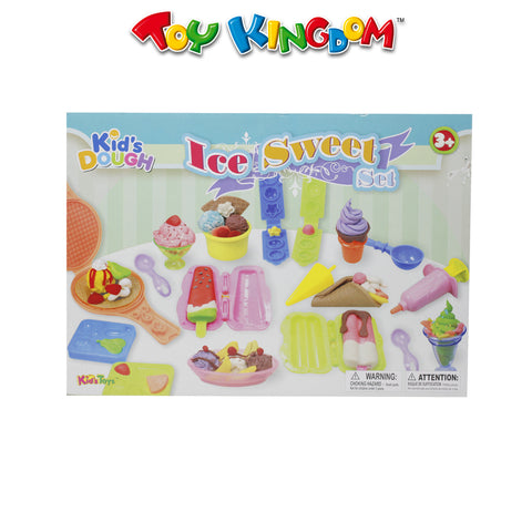 Kid's Dough Ice Sweet Set for Kids