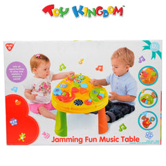 PlayGo Jamming Fun Music Table Toy for Toddlers