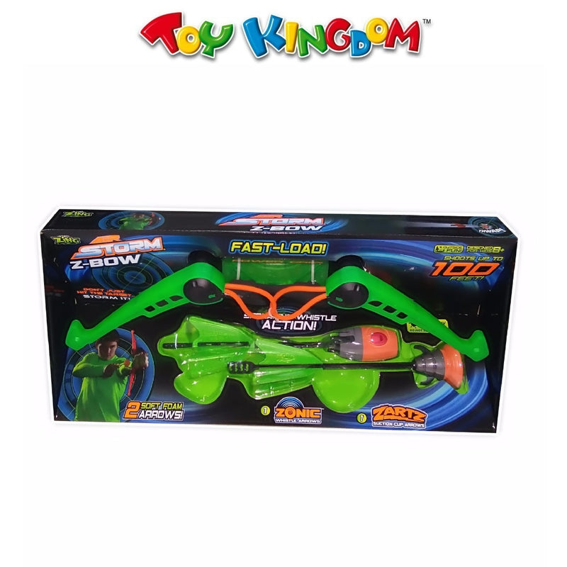 Zing Air Storm Z-Bow (Green)