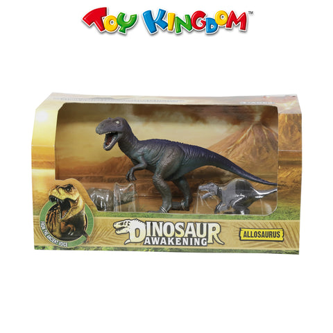 Dinosaur Awakening Allosaurus for Kids