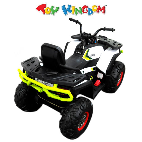 Jungle Powered Motorized ATV for Kids